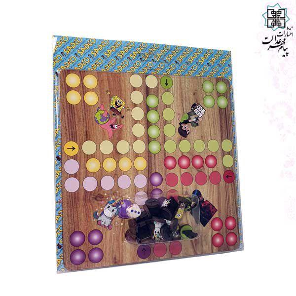 بازی منچ چوبی